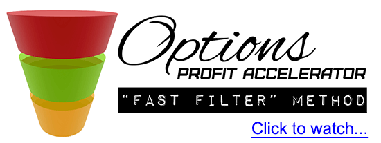 fastfilter Options Profit Accelerator Video 2   Fast Filter Method